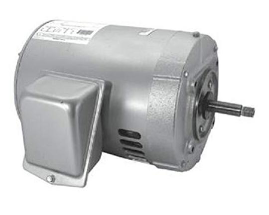 Motor, Commercial, Century, CM & CH, 3-Phase, 5.0 HP, 208-220/440V, 182TY Frame