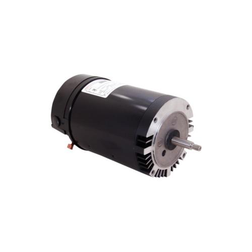 Motor, Northstar, Threaded, 56J, AOS, 1.5 HP, Full Rate, EE, 208-230/115V