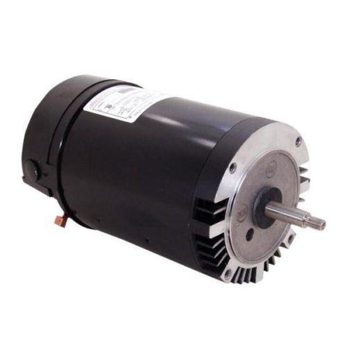 Motor, Northstar, Threaded, 56J, AOS, 2.0 HP, Full Rate, EE, 208-230V