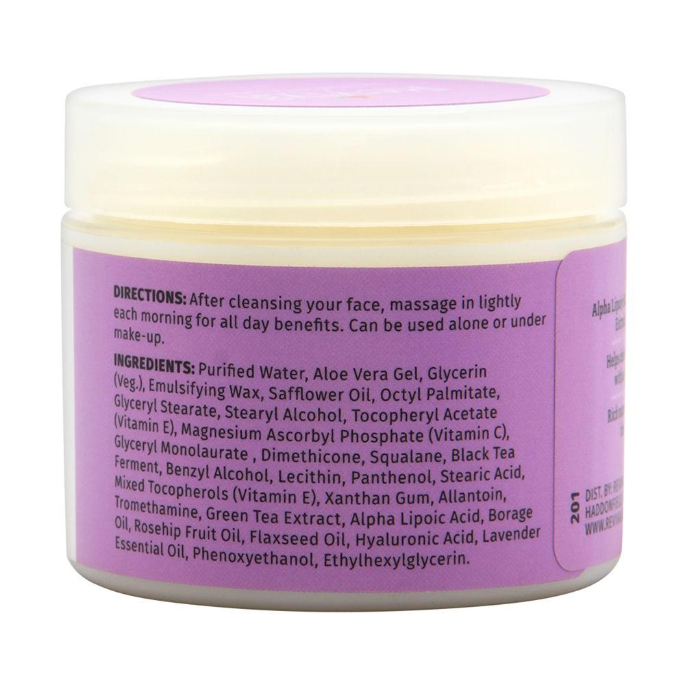 Reviva Labs Organic Day Cream Antioxidant and Texturizing 2 Oz