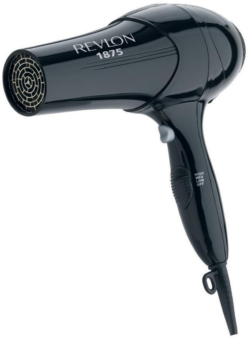 REVLON 3-SPEED HIGH HEAT HAIR DRYER