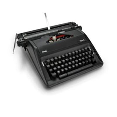 EPOCH Manual Typewriter Blk