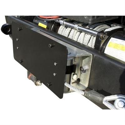 License Plate Mounting Bracket for Roller Fairleads