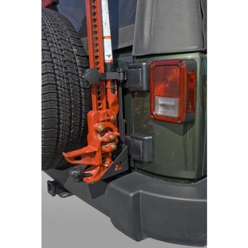 Offroad Jack Mounting Bracket; 07-16 Jeep Wrangler JK