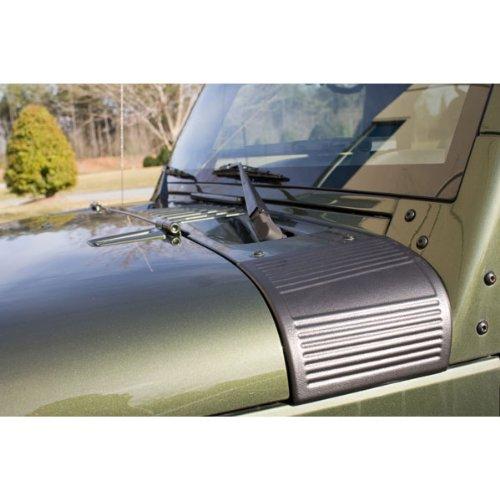 Cowl, Body Armor; 07-16 Jeep Wrangler JK