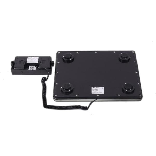 PS330 Heavy Duty Digital Shipping Postal Scale, 330 lbs/150 kg Capacity, 15.3 x 12.3 x 1.57 Platform, Silver