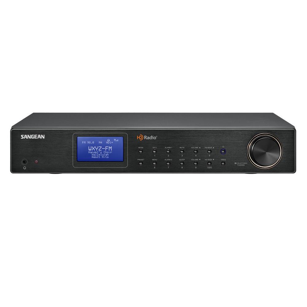 AM/FM HD RADIO TUNER