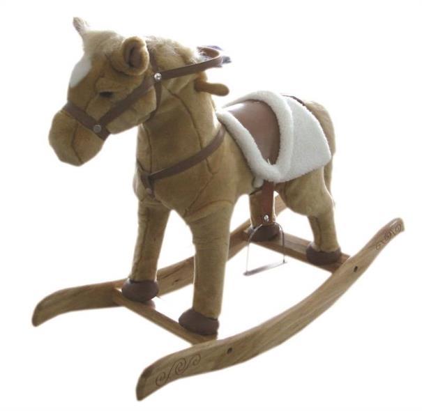 Holiday Basix 27956 Rocking Horses