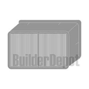 SANYO SCFH5 HEPA FILTER TYPE SCX1000P