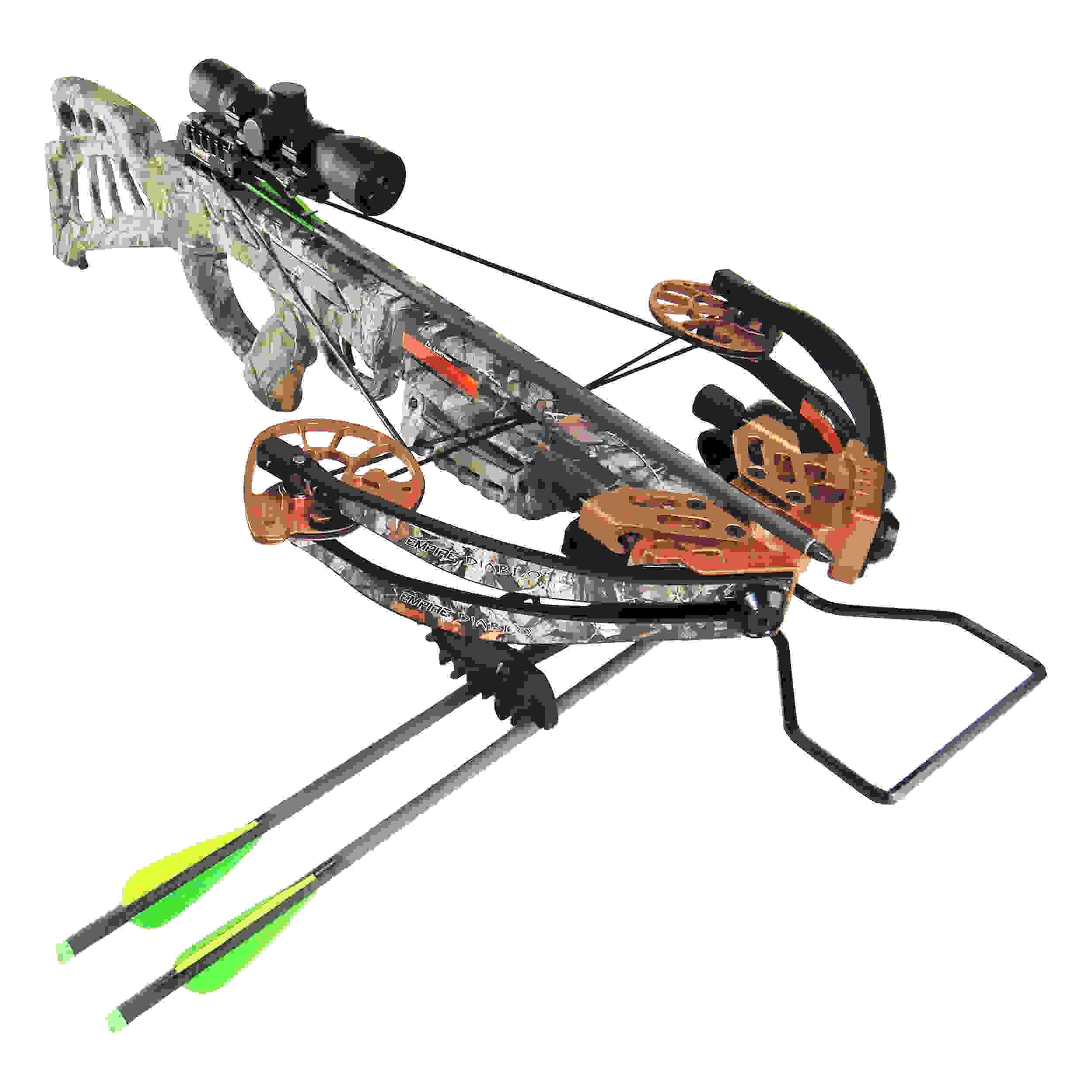 SA Sports Empire Diablo 385 Reverse Cam Crossbow