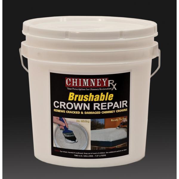 Brushable Crown Repair