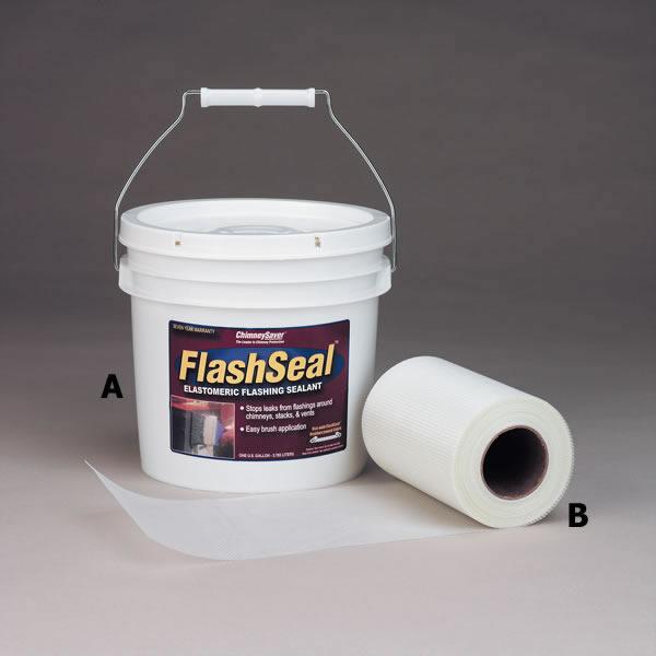 FlashSeal, One Gallon, White