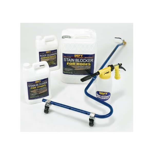 3-head Roof Rinsing Tool