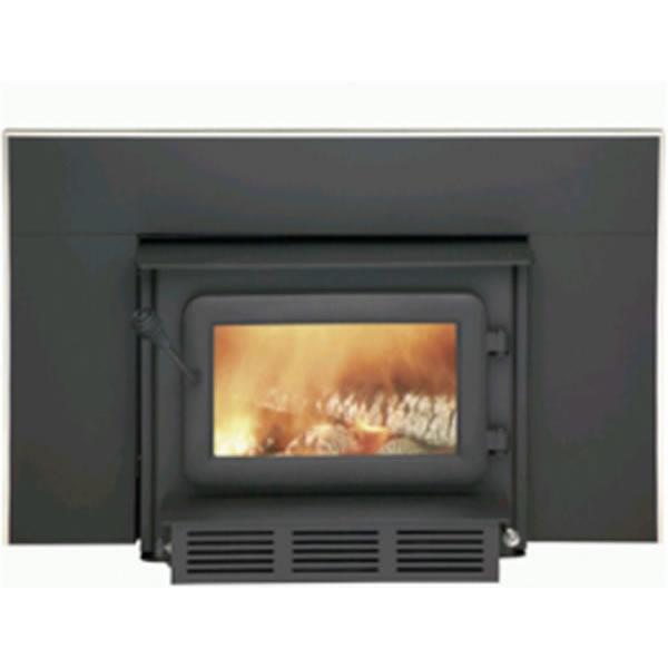 Flame XTD 1.9-I Wood Burning Fireplace Insert