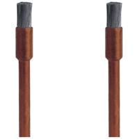 BRUSH STAINLESS STEEL 1/8IN