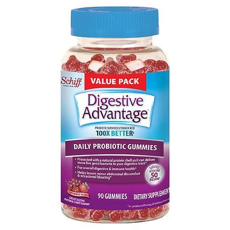 Probiotic Gummies, Superfruit Blend, 90 Count