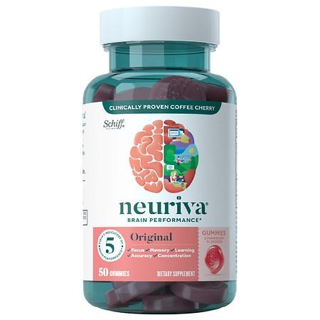 Brain Performance Gummies, 50 Count