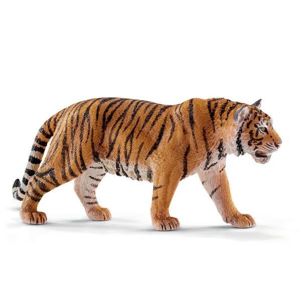 FIGURINE TIGER 13 X 3 X 6CM
