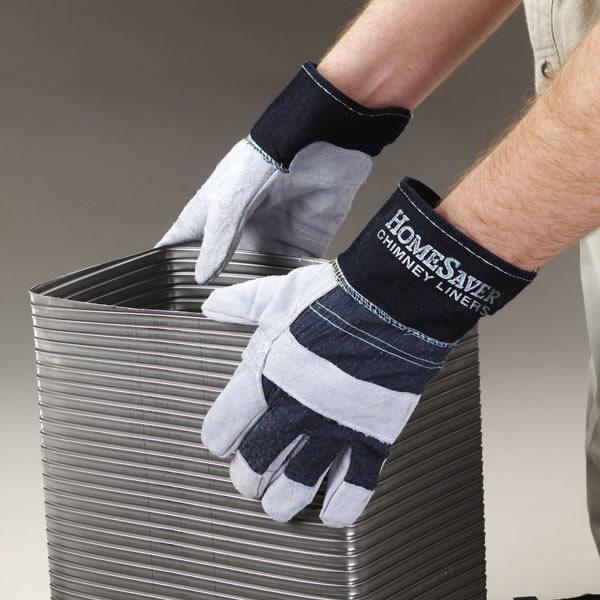 HomeSaver Work Gloves, One Pair