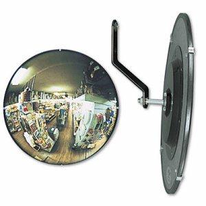 """160 degree Convex Security Mirror, 12"""" dia."""