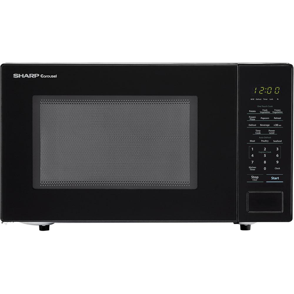 1.1 CF Countertop Microwave, 1000W