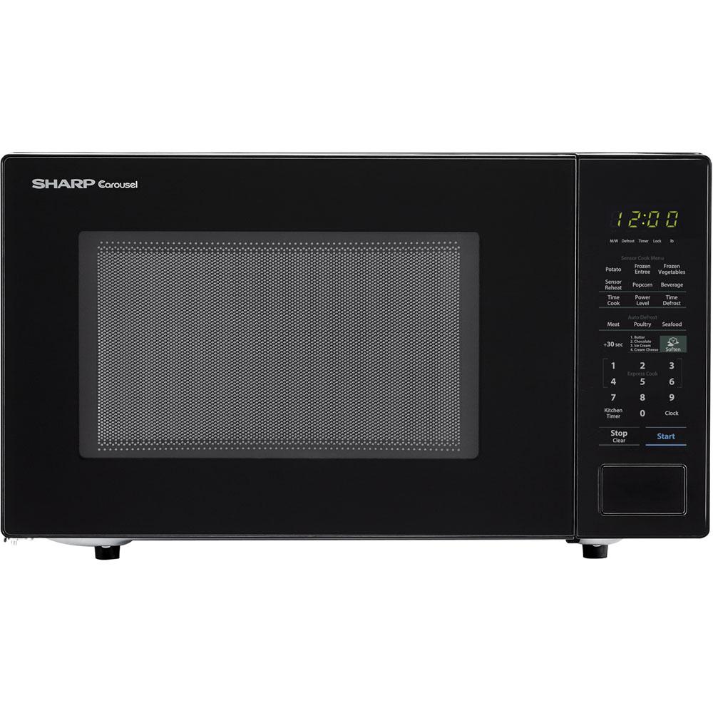1.4 CF Countertop Microwave, 1000W