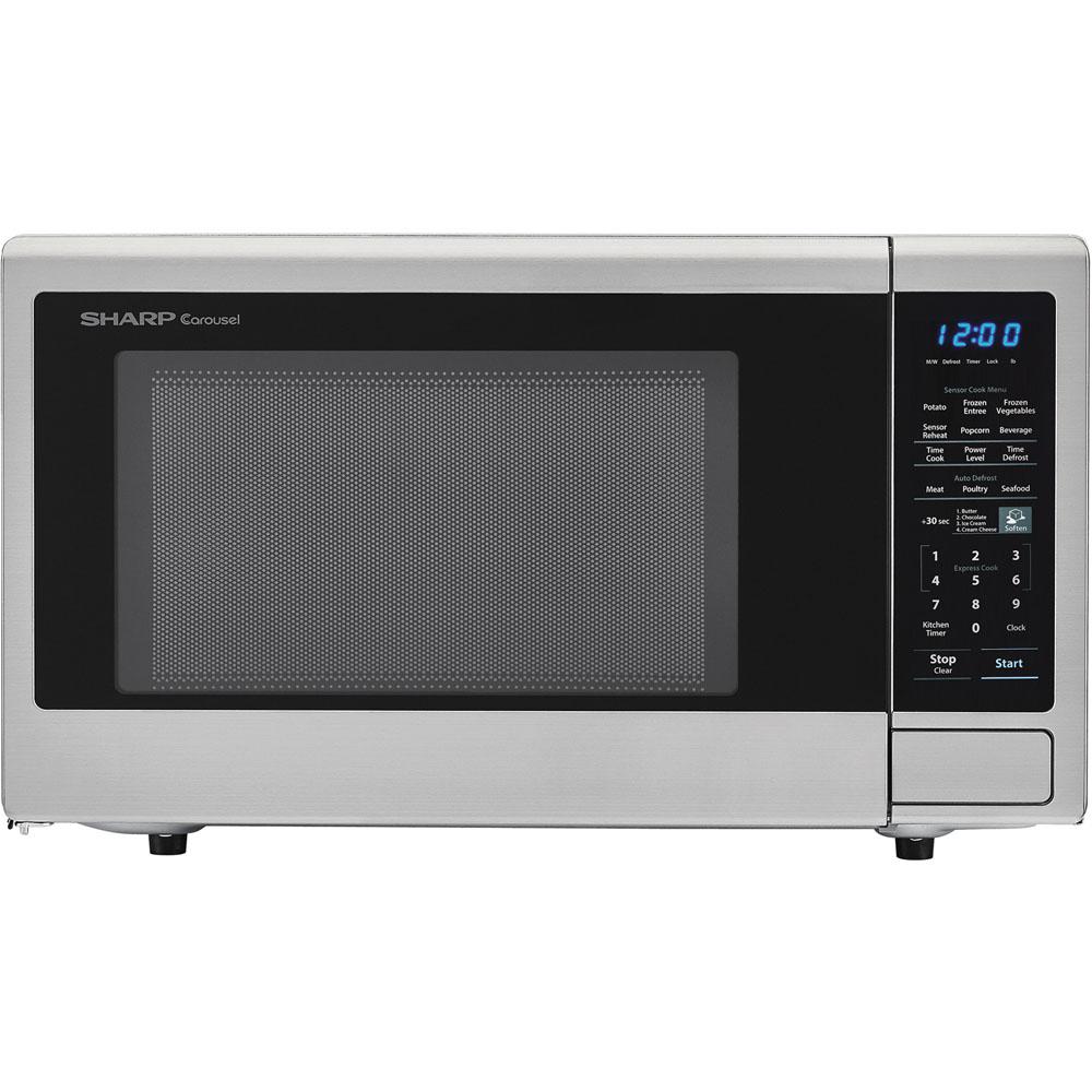 1.8 CF Countertop Microwave, 1100W