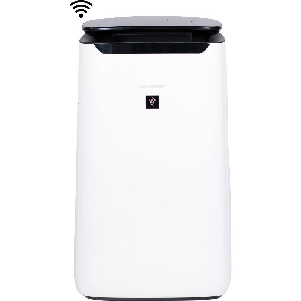 Air Purifier, True HEPA, Plasmacluster, Wi-Fi (Large Rooms)