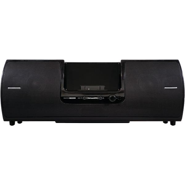 SiriusXM SXSD2 Dock & Play Radio Boom Box