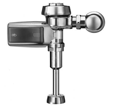 .5 Gpf/1.9lpf 186-0.5 Smooth Urinal Flush Valve
