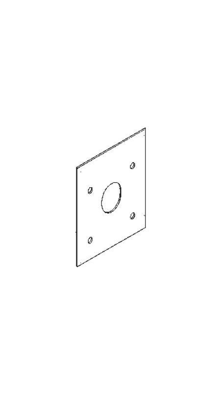 Sensor Window Housing Assembly