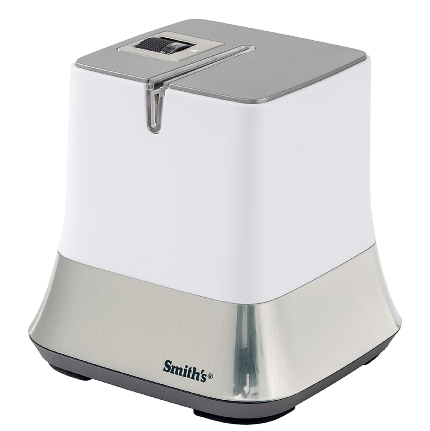 Smiths mesa Adjustable Diamond Electric Single Slot White