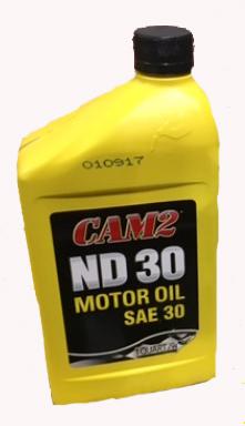 CAM2 QT NON-D SAE 30 MOTOR OIL