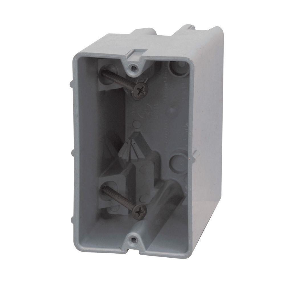 MSB22+ SMART 1 GANG BOX