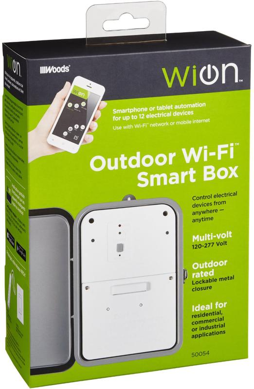 50054 OUTDOOR WI-FI SMART BOX