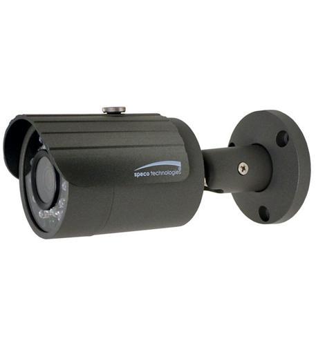 4MP Indoor-Outdoor Bullet IP Camera BK