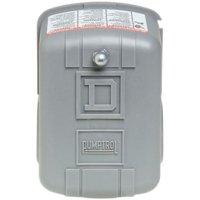 Square D FSG2J21BP Pumptrol Type FSG Water Pump Pressure Switch, 30 - 50 psi, 2-Pole, 1/4-18 NPSF
