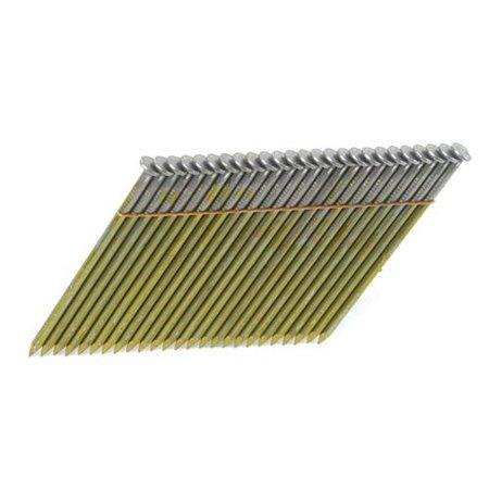 2-1/2-INCH PLAIN SHANK NAIL