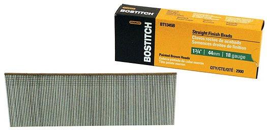 BT1345B 1-3/4 IN. 18GA BRADS