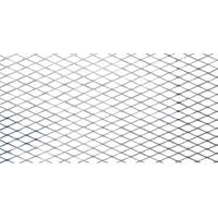 Stanley 346957 Expanded Metal Sheet, 3/4 in T, 24 in L x 12 in W, Welded Steel