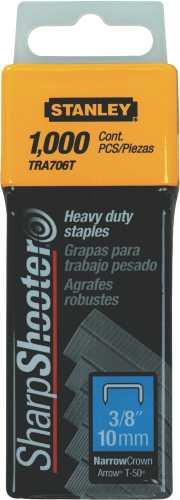TRA706-5C 5000PK 3/8 STAPLE