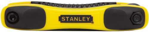STANLEY� METRIC FOLDING HEX KEY SET, 8 PIECE