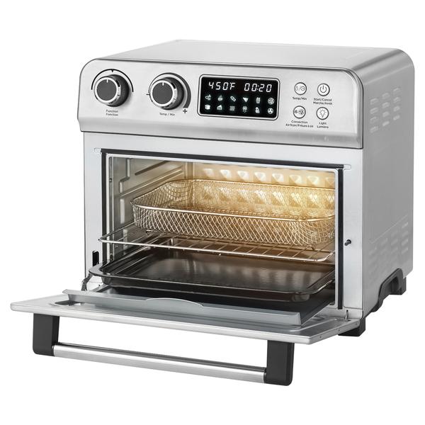 Starfrit 024615-001-0000 20.885-Quart 1,700-Watt Air Fryer Toaster Oven