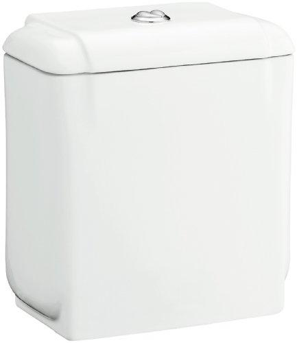 1.6/0.8 Gallons Per Flush 12 Tank *ROCKTO White