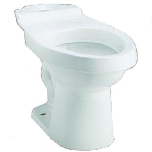 1.6 / 0.8 Gallons Per Flush White Elongated Bowl *dualfo