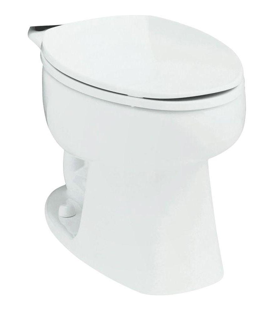 1.6 / 1.28 Gallons Per Flush 12 Elongated Bowl Windham White