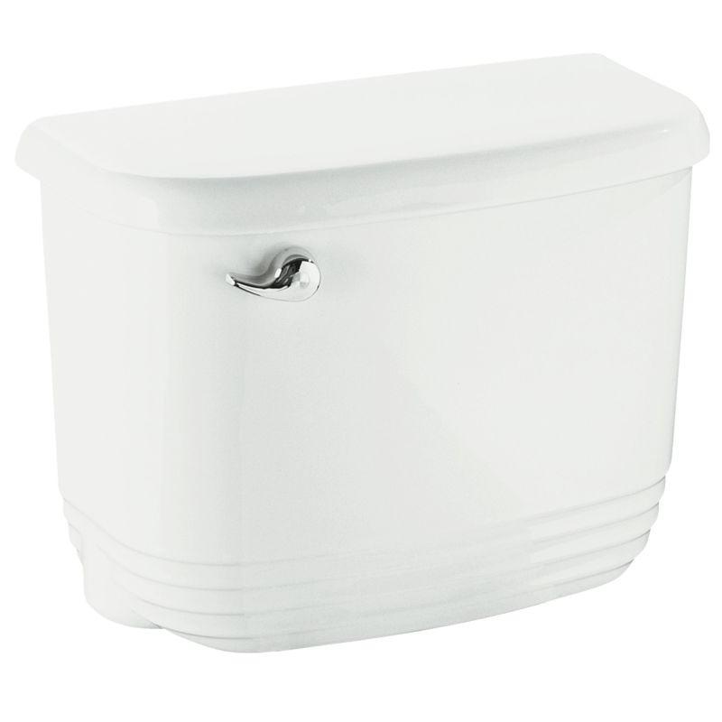 1.28 Gallons Per Flush Insulined T&L Riverton White