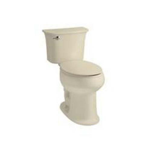 1.6/1.28 Gallons Per Flush Elongated Bowl Closet *stinson Biscuit