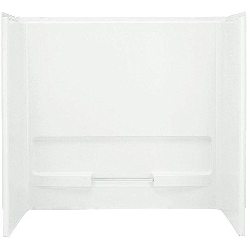 ADVANTAGE� BATHTUB/SHOWER WALL KIT, 60 X 31-1/4 X 56-1/4 IN., WHITE
