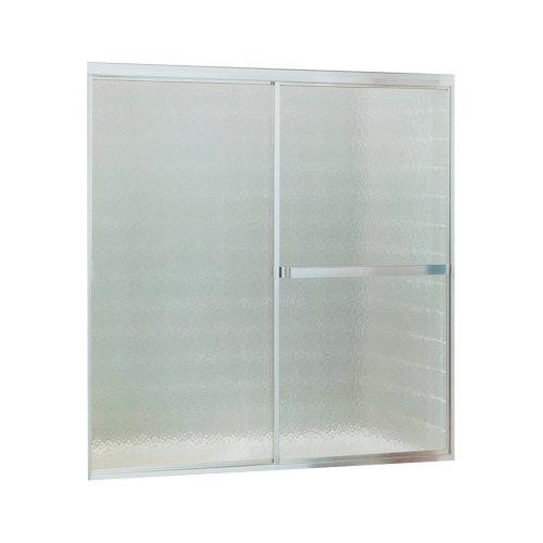STERLING� STANDARD SLIDING BATHTUB DOOR, 56-1/8 IN., SILVER